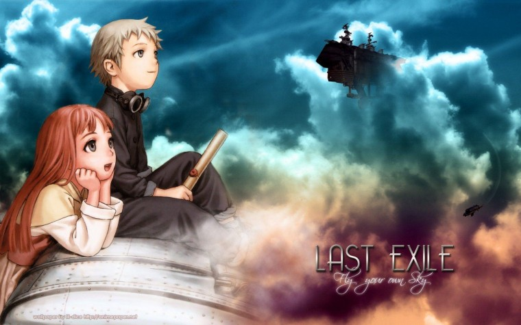 Last Exile Wallpapers