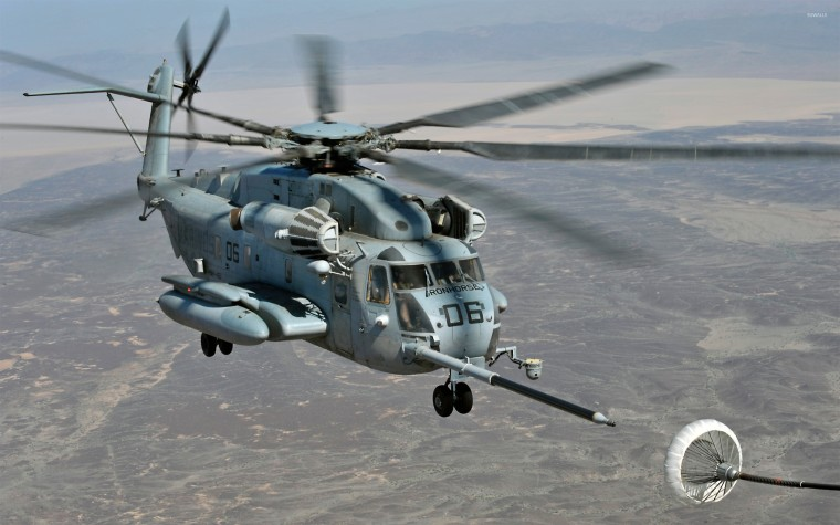 Sikorsky CH-53E Super Stallion Wallpapers