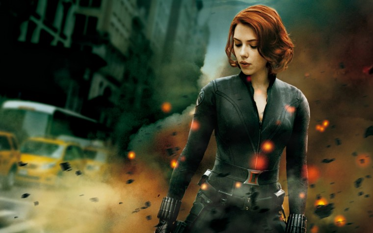 Black Widow Wallpapers