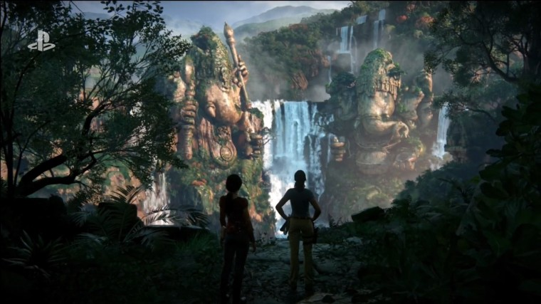Uncharted: The Lost Legacy HD Wallpapers
