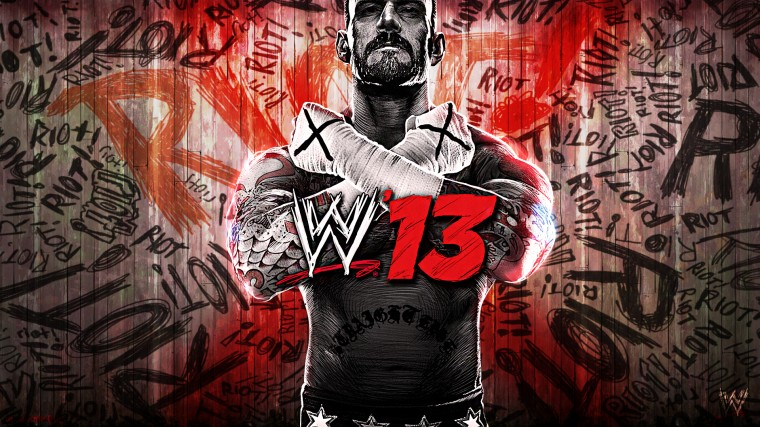 WWE '13 HD Wallpapers