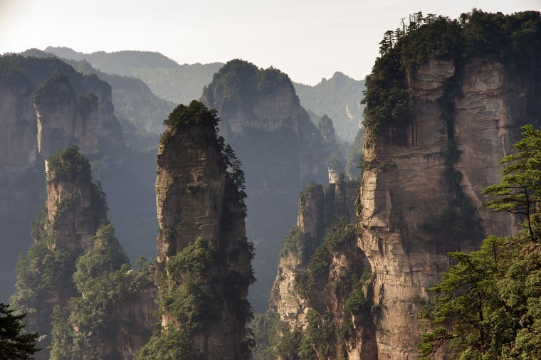 Zhangjiajie National Park Wallpapers