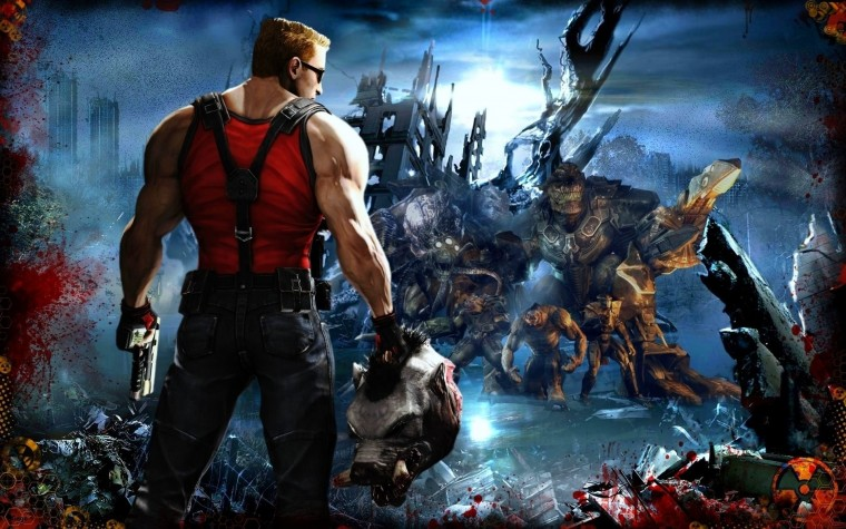 Duke Nukem HD Wallpapers