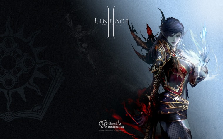 Lineage II HD Wallpapers