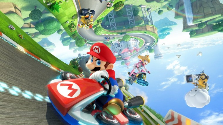 Mario Kart 8 HD Wallpapers