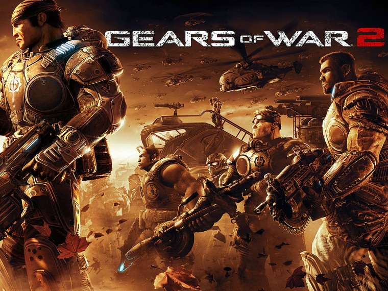 Gears Of War 2 HD Wallpapers