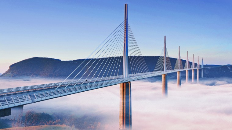Millau Viaduct Wallpapers