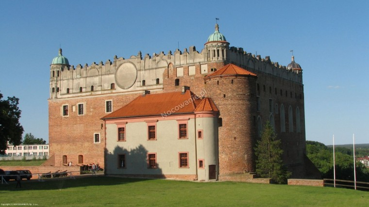 Golub-Dobrzyn Castle Wallpapers