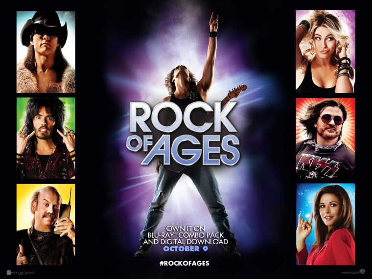 Rock Of Ages Wallpapers