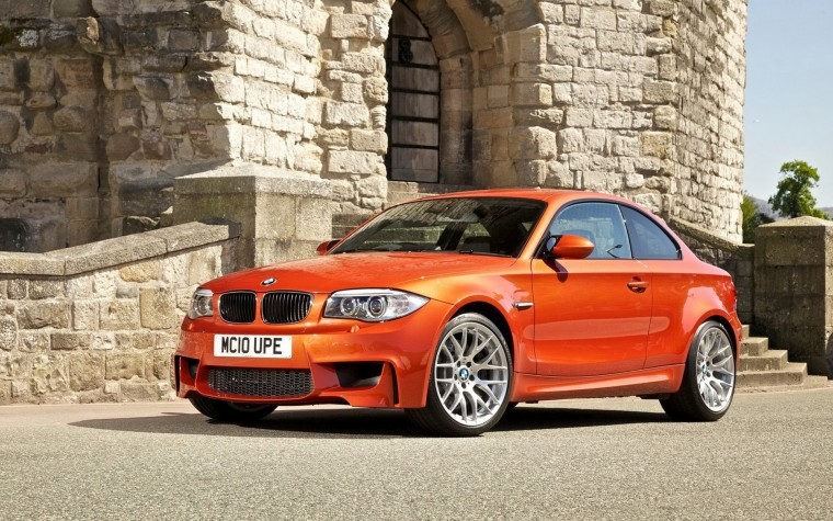 BMW 1 Series M Coupe Wallpapers