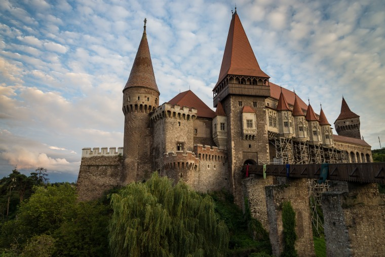 Corvin Castle Wallpapers