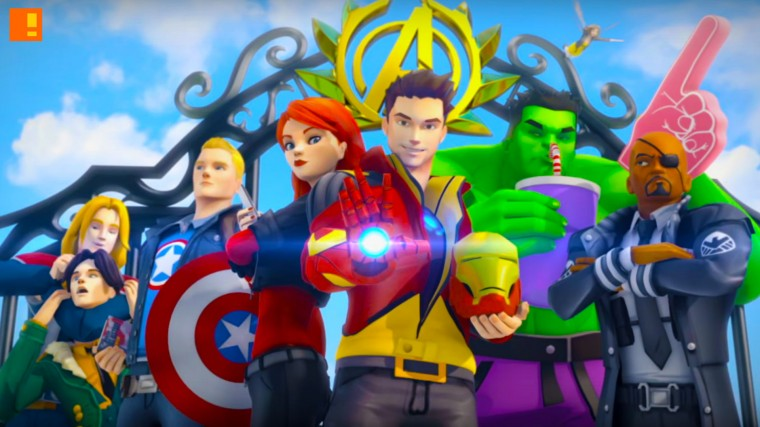 Avengers Academy Wallpapers