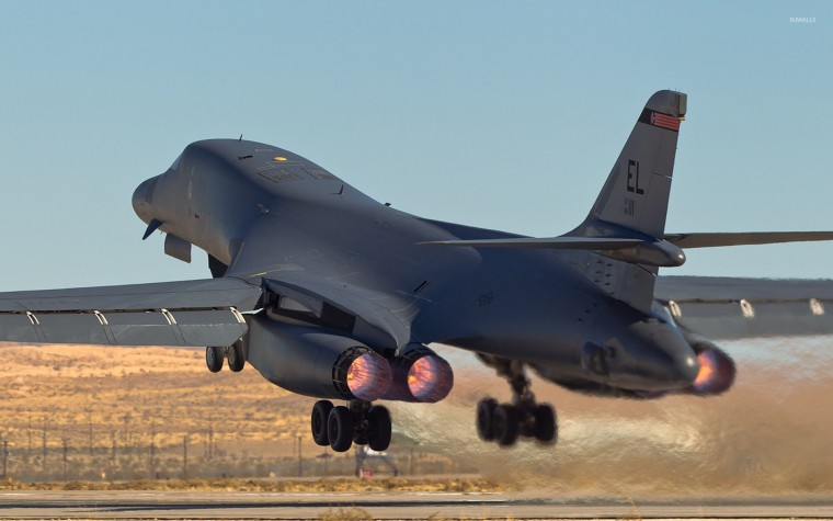 Rockwell B-1 Lancer Wallpapers