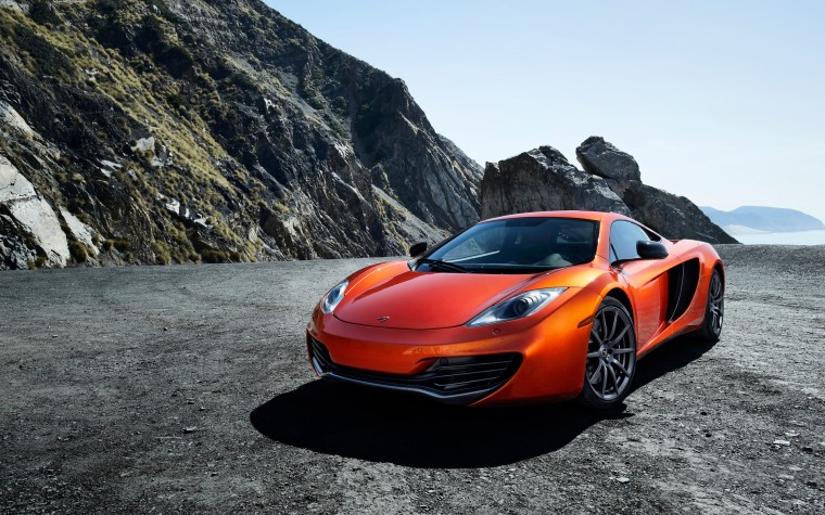 McLaren MP4-12C Wallpapers