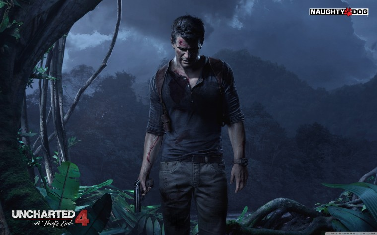Uncharted 4: A Thief's End HD Wallpapers