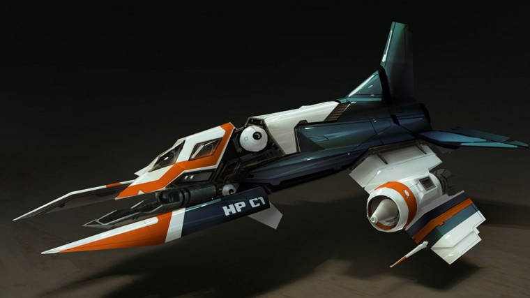 Sci Fi Aircraft Wallpapers