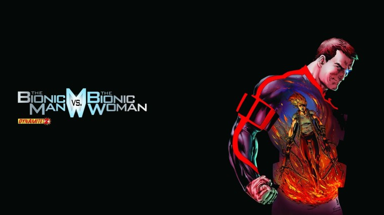 Bionic Man Wallpapers