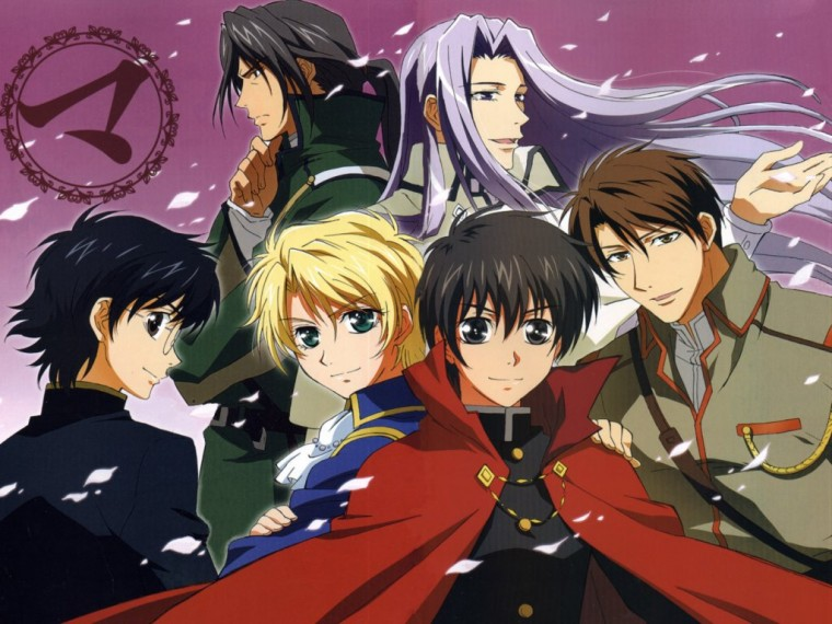 Kyo Kara Maoh! Wallpapers