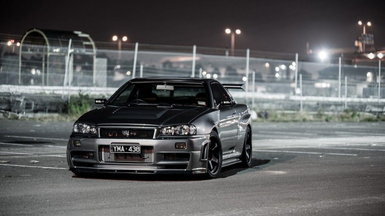 Nissan Skyline R34 Wallpapers