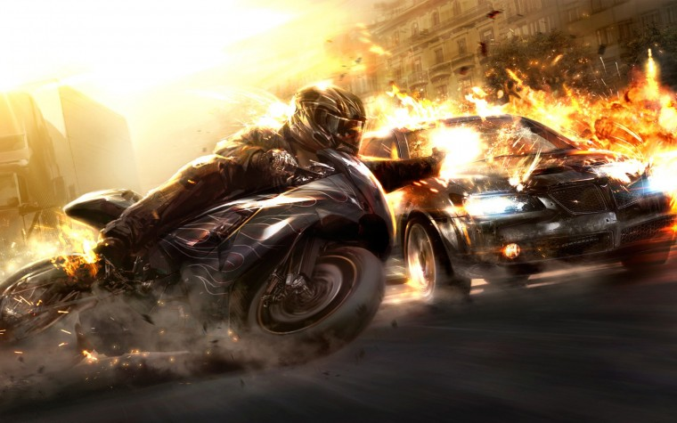 Wheelman HD Wallpapers