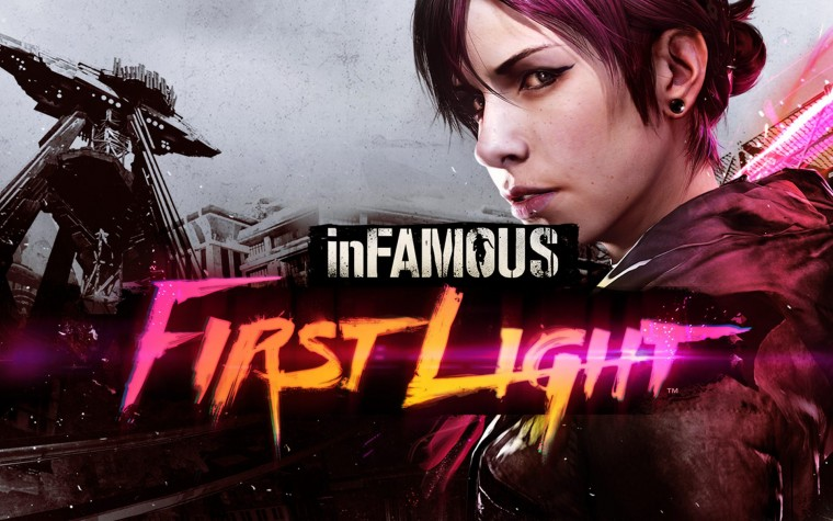 inFAMOUS: First Light HD Wallpapers