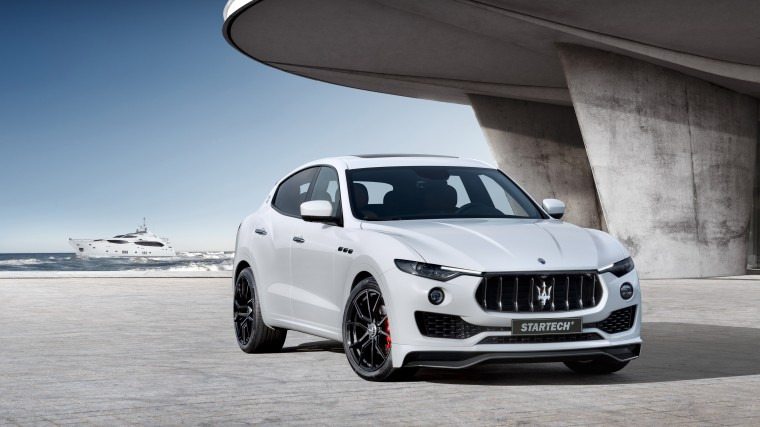 Maserati Levante Wallpapers