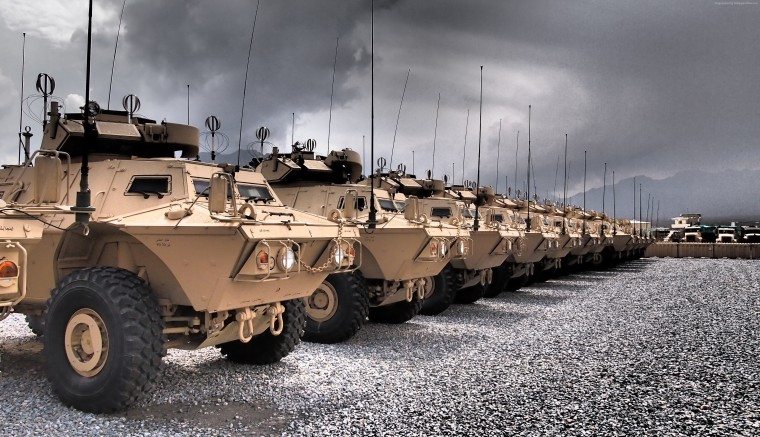 Military Vehicles Wallpapers