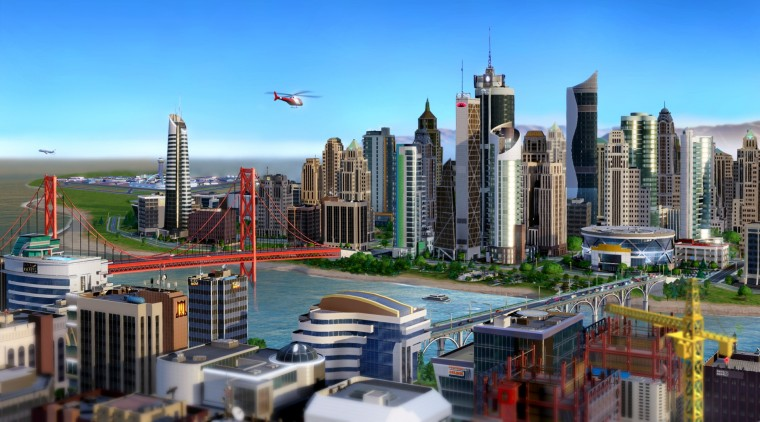 Simcity HD Wallpapers