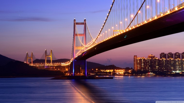 Tsing Ma Bridge Wallpapers