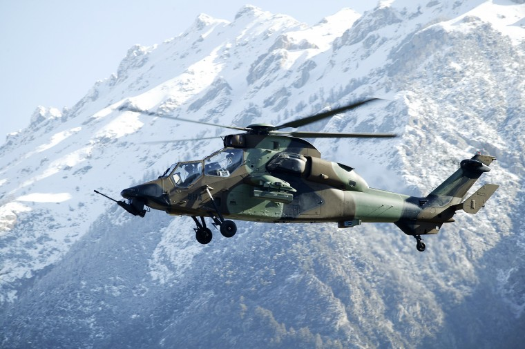 Eurocopter Tiger Wallpapers
