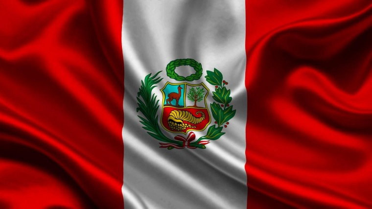 Flag Of Peru Wallpapers