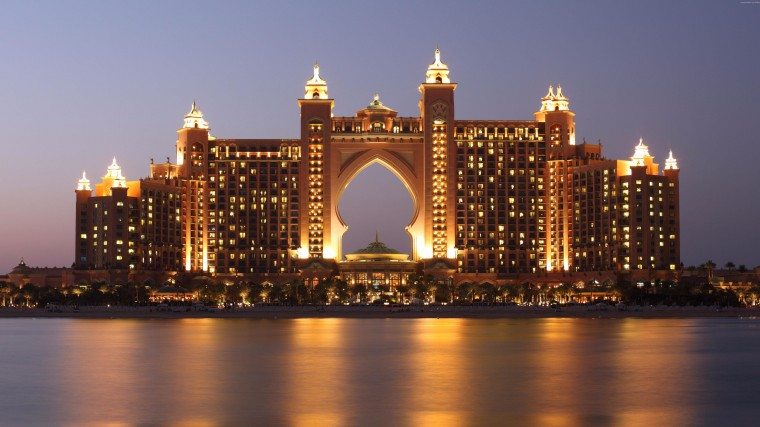 Atlantis, The Palm Wallpapers