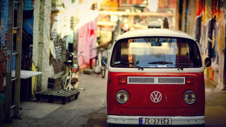 Volkswagen Microbus Wallpapers