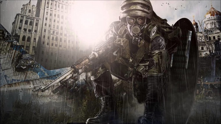 Metro: Last Light Redux HD Wallpapers