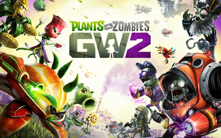 Plants vs. Zombies : Garden Warfare HD Wallpapers