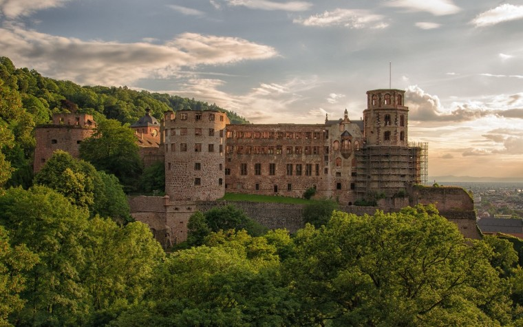 Heidelberg Castle Wallpapers