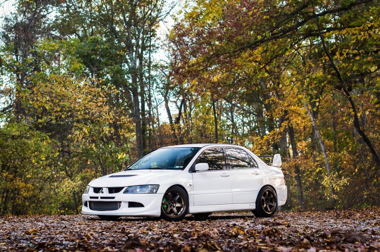 Mitsubishi Lancer Evolution VIII Wallpapers