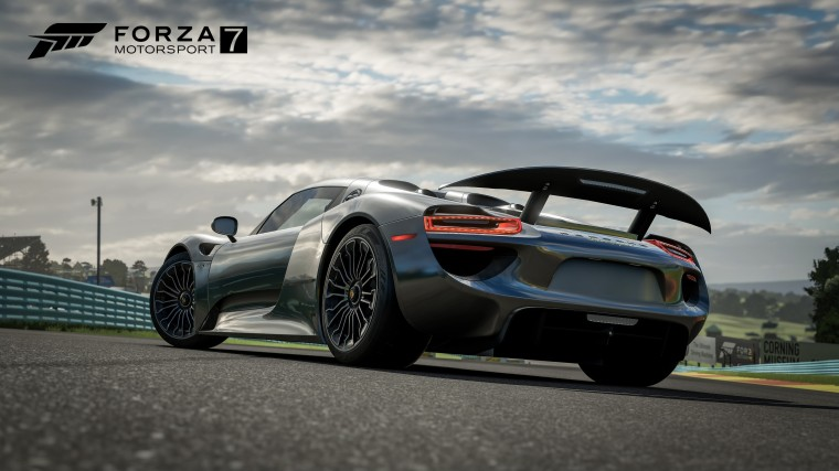 Forza Motorsport 7 HD Wallpapers