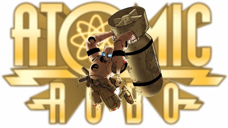 Atomic Robo Wallpapers