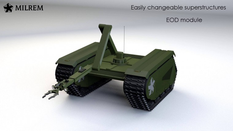 Unmanned Ground Vehicles Wallpapers