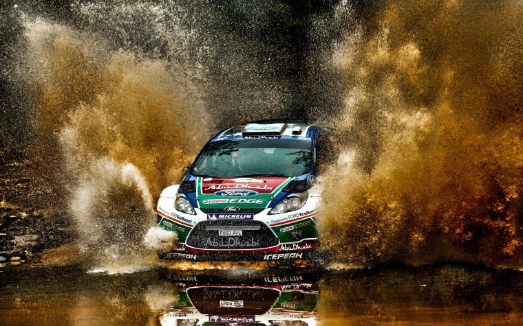 WRC Racing Wallpapers