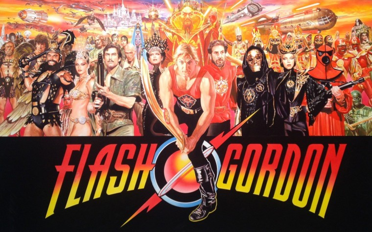 Flash Gordon Wallpapers