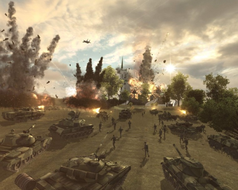 World In Conflict HD Wallpapers