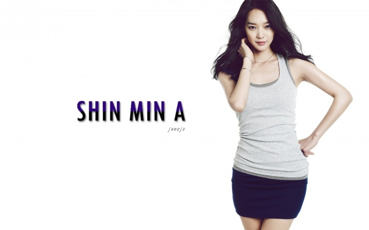 Shin Min-a Wallpapers