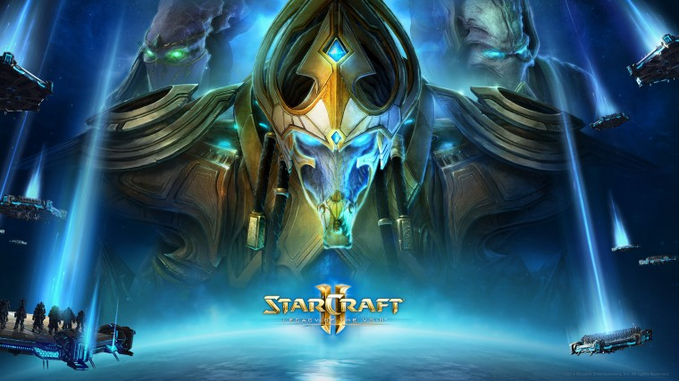 StarCraft II: Legacy of the Void HD Wallpapers