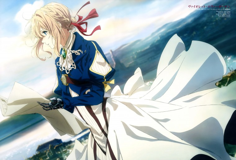 Violet Evergarden Wallpapers