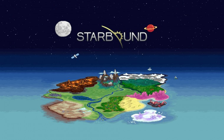 Starbound HD Wallpapers