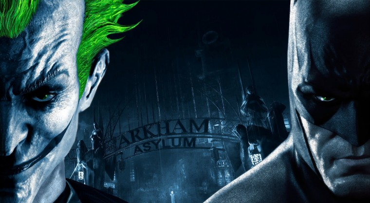 Batman: Arkham Asylum HD Wallpapers