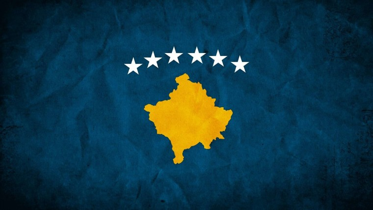 Flag of Kosovo Wallpapers