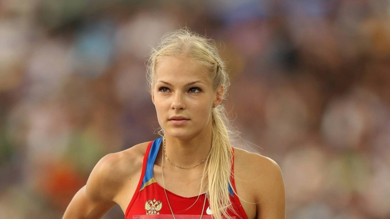 Darya Klishina Wallpapers